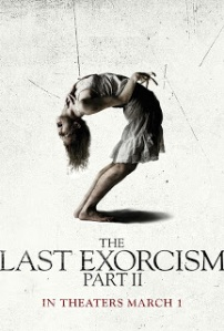 Movie Poster for The Last Exorcism 2