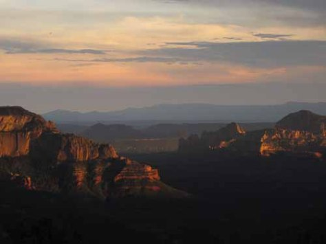 Sedona by Sunset