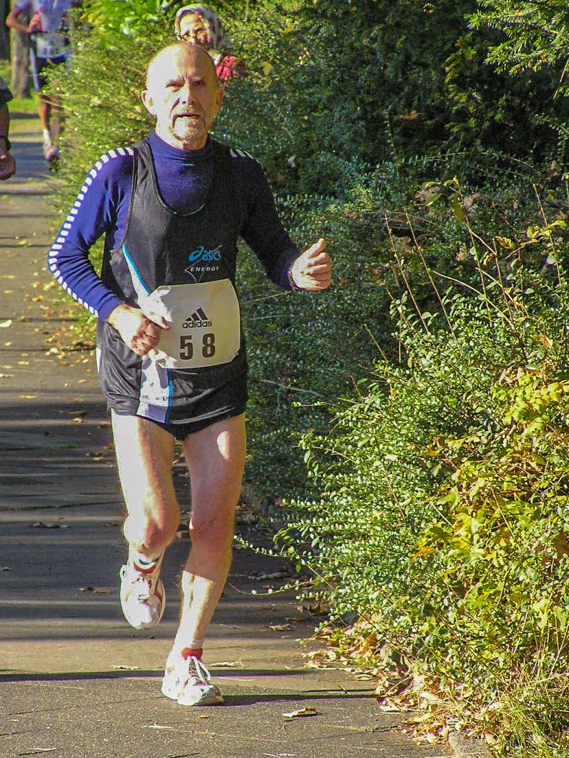 Picture of My Father Running