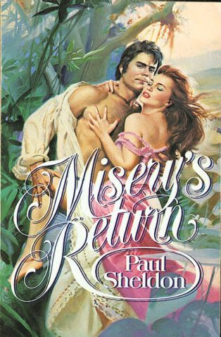 Cover to Paul Sheldon's Misery's Return