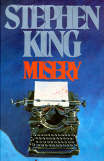 Cover to Stephen King's Misery