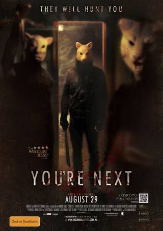 Poster for You're Next